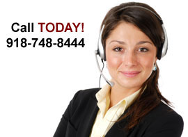 Call Today: 918-748-8444